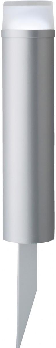 ユニソン(unison)エクステリア 屋外 照明 ライト ガーデンライト 【HELIOS ソーラーライト ヘリオスポールライト LEDグラス φ90 白色】 太陽光を利用して発電する環境にやさしいポールライト