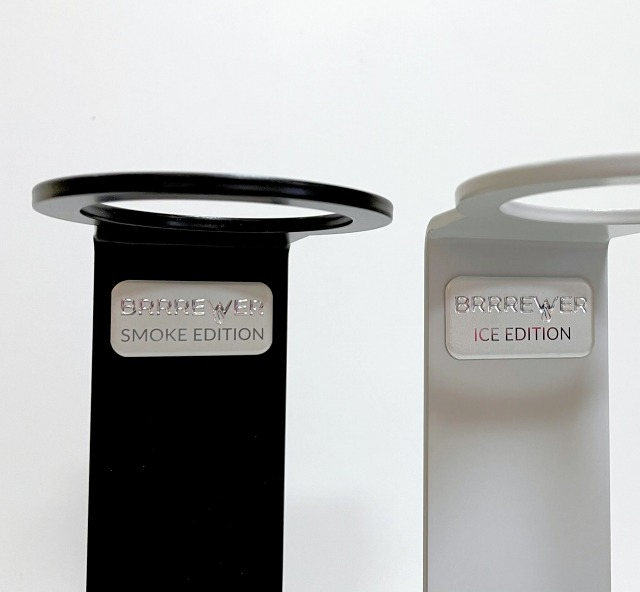 BRRREWER(ブルーワー)コールドブリュードリッパー水出しコーヒー器具コールドブリュードリップコーヒーウォータードリッパーアイスコーヒーcoffee2021限定カラーアイス・スモーク