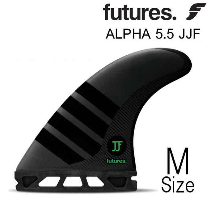 フューチャー フィン テックフレックス ジョン ジョンフローレンス アルファ モデル ミディアム Mサイズ 3フィン トライフィン / Futures Fin JohnJohn Alpha Medium TriFin