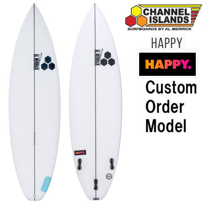 カスタムオーダー チャンネルアイランド サーフボード ハッピー / CustomOrder ChannelIslands SurfBoards The Happy