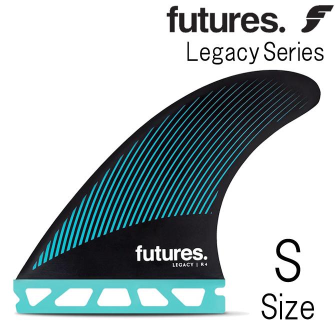 フューチャー フィン アールティーエム ヘックス レガシー R4 モデル スモール Sサイズ 3フィン トライフィン / Futures Fin RTM HEX Legacy R4 Small TriFin