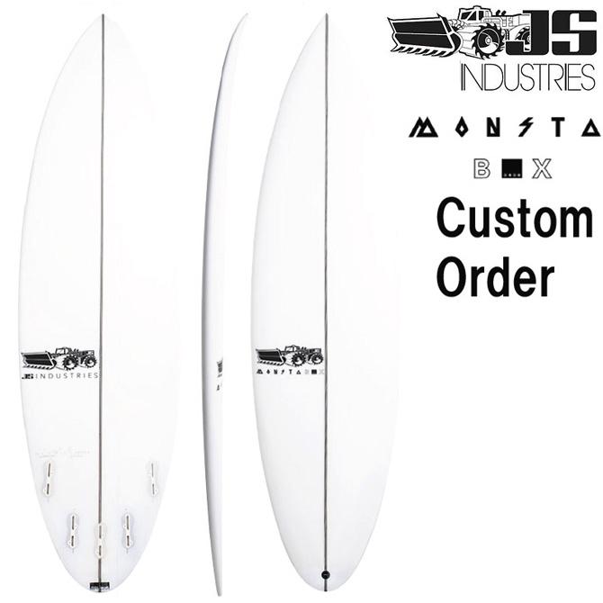 カスタムオーダー JSサーフボード モンスタボックス 2020 ラウンドテール モデル / CustomOrder JS Industries SurfBoards MonstaBox 2020 RoundTail Model