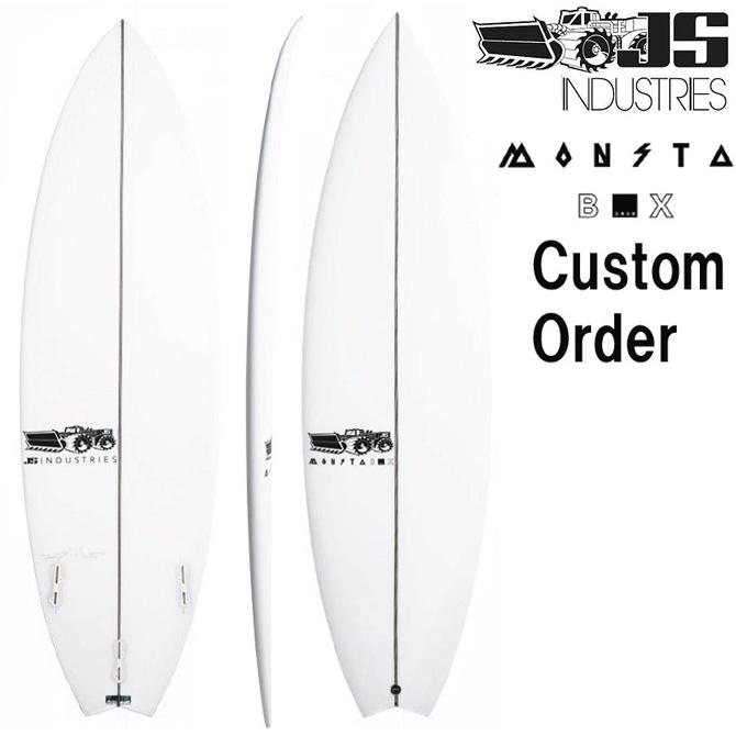 カスタムオーダー JSサーフボード モンスタボックス 2020 スワローテール モデル / CustomOrder JS Industries SurfBoards MonstaBox 2020 SwallowTail Model