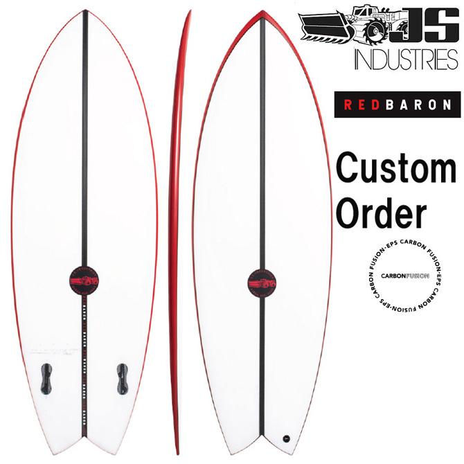 カスタムオーダー JSサーフボード レッドバロン EPSモデル / CustomOrder JS Industries SurfBoards RedBaron EPSModel