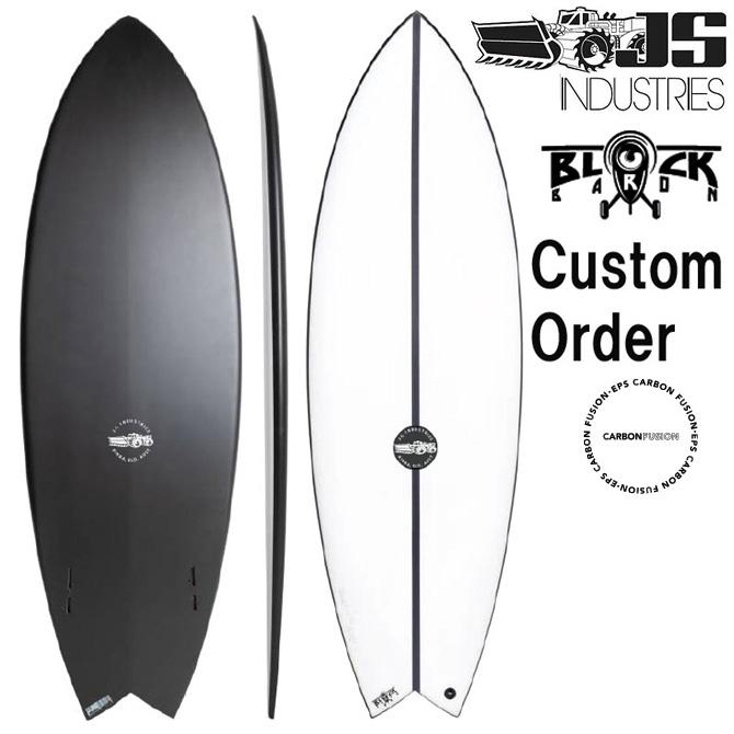 カスタムオーダー JSサーフボード ブラックバロン EPSモデル / CustomOrder JS Industries SurfBoards BlackBaron EPSModel