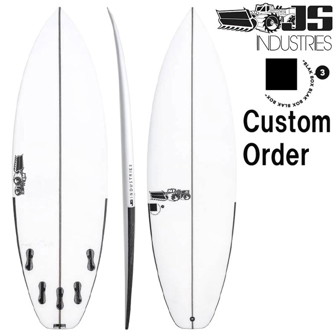 カスタムオーダー JSサーフボード ブラックボックス3 モデル / CustomOrder JS Industries SurfBoards BlakBox3 Model
