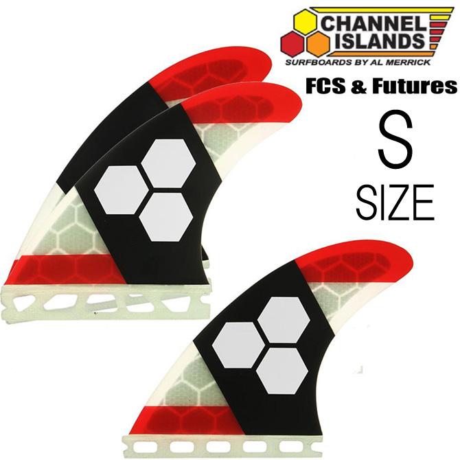 ChannelIslands Tech1 HexCoreModel SmallSize / チャンネルアイランド テック1 ハニカムコアモデル サーフボード フィン スモールサイズ 【返品・交換不可】