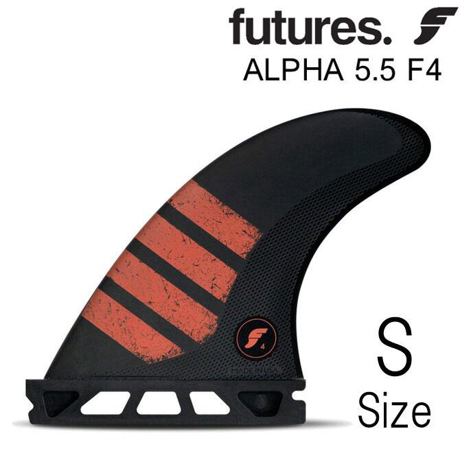 FutureFin Alpha F4 Model SmallSize / フューチャーフィン アルファ F4モデル サーフボードボード フィン スモールサイズ