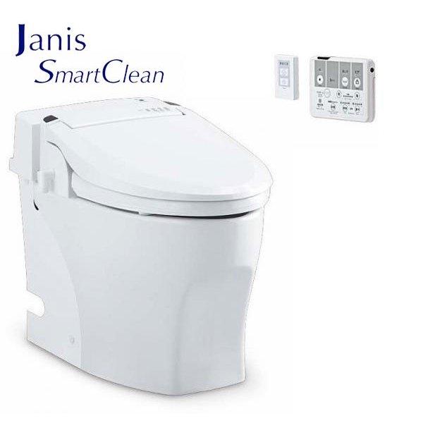 ジャニス SmartClean スマートクリン 一般地用 タンクレストイレ SMA890S 北海道 沖縄 離島は送料別となります