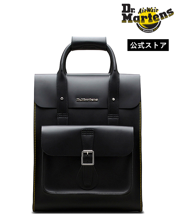 Dr.Martens ドクターマーチン 18AW SMALL LEATHER BACKPACK 黒 AB100001