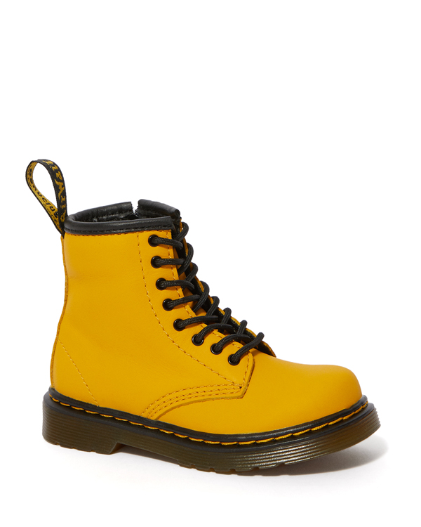Dr.Martens Core Kids 1460 Toddler Infants Lace Boot 24831700 Yellow ドクターマーチン 1460 トドラー 8ホール ブーツ キッズ