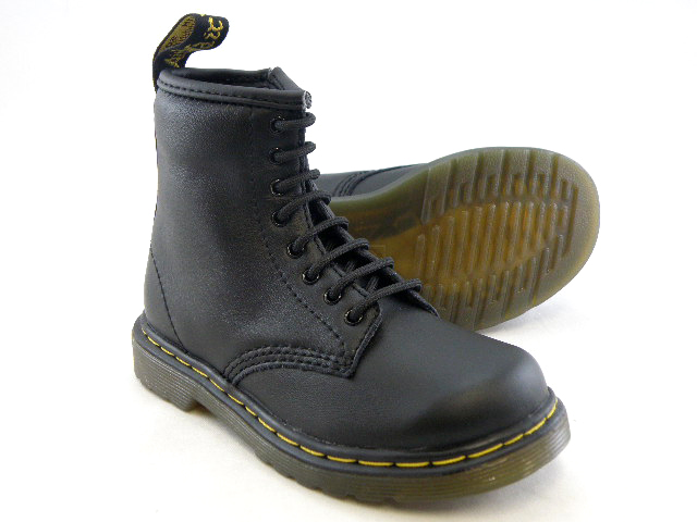 Dr.Martens ドクターマーチン KIDS INFANTS 8EYE BOOT 15373001 BLACK