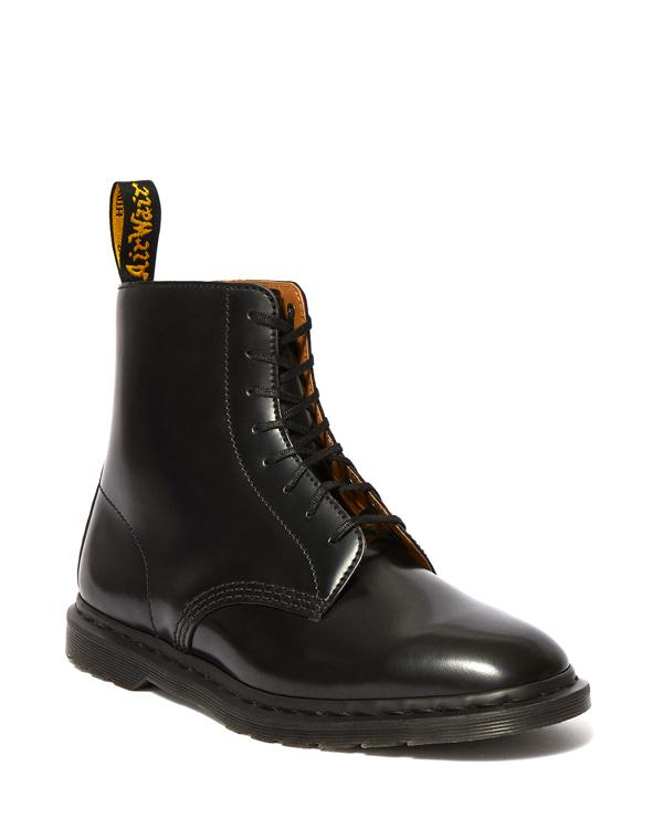 Dr.Martens Winchester II 8 Eye Boot 25032001 Black ドクターマーチン ウィンチェスター II 8ホールブーツ ビジネス メンズ