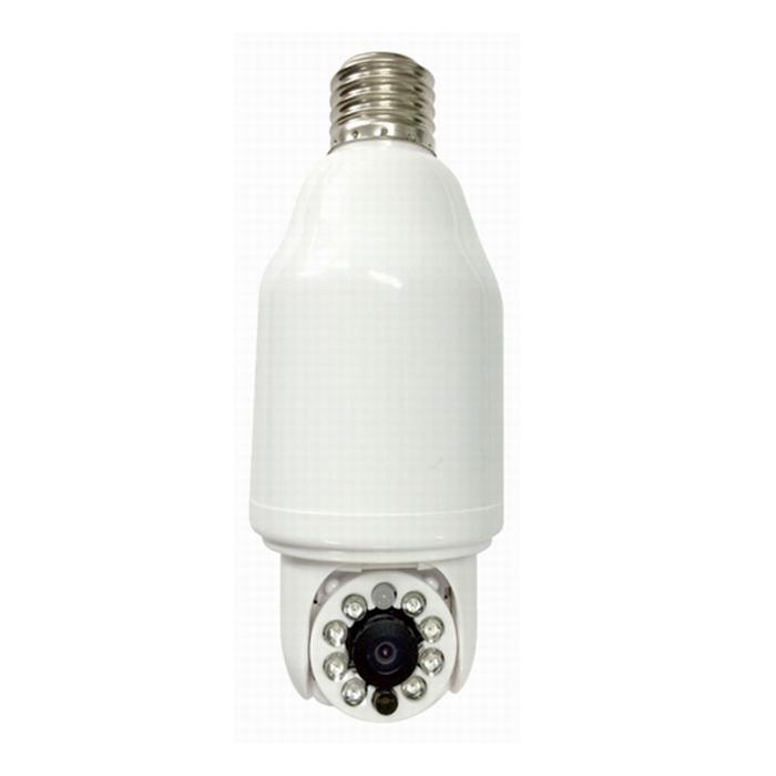 【お取り寄せ】電球型防犯ライブカメラ iBULB SCOPE(アイバルブ スコープ)|SC001