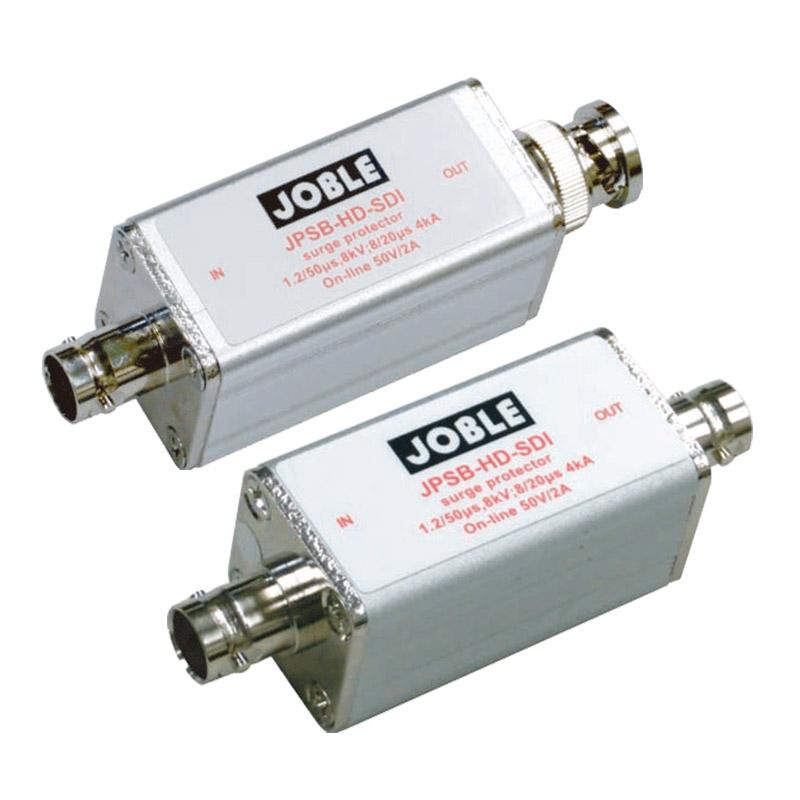 【お取り寄せ】JOBLE(ジョブル)HD-SDI/AHD/TVI/CVI対応サージプロテクター セット JPSB-HD-SDI(MF)(FF)