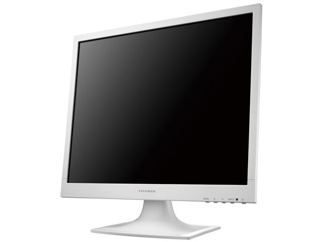 【お取り寄せ】19型スクエア液晶ディスプレイ ホワイト|LCD-AD192SEDSW