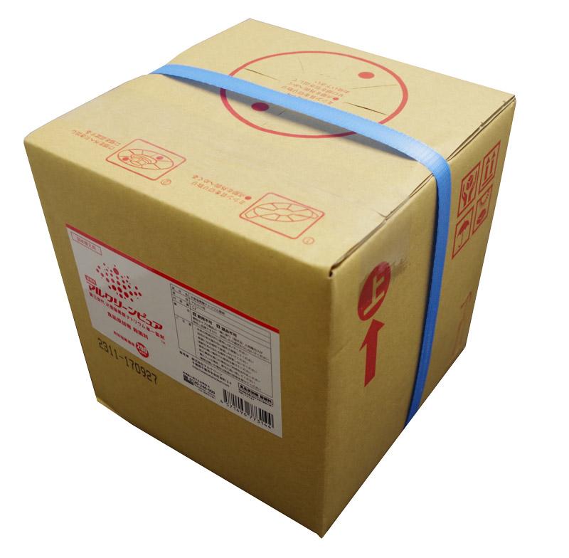 【在庫あり】「空気を洗う」除菌・消臭剤マルクリーンピュア ハンドスプレー赤 詰替え用(200ppm/5リットル) MCP200-5