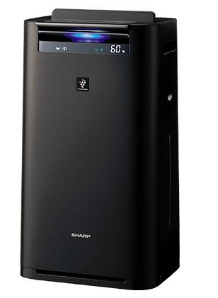 【お取り寄せ】シャープ(Sharp)プラズマクラスター25000搭載 加湿空気清浄機(空清31畳まで/加湿18畳まで)グレー|KI-JS70-H
