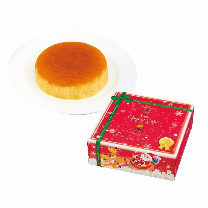 クリスマス チーズケーキ 80個セット @313/個  イベント 記念品 ギフト 景品 コンペ 雑貨 贈答 粗品タオル ノベルティ バラマキ 販促品 プレゼント 防災 特価 名入 のし 包装 最安 の当店へ