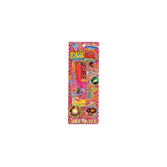 花火は最高!! 30g 400個セット @81/個◆イベント・ギフト・景品・贈答品・粗品・ノベルティ・名入れ・のし包装は激安卸の当店へ