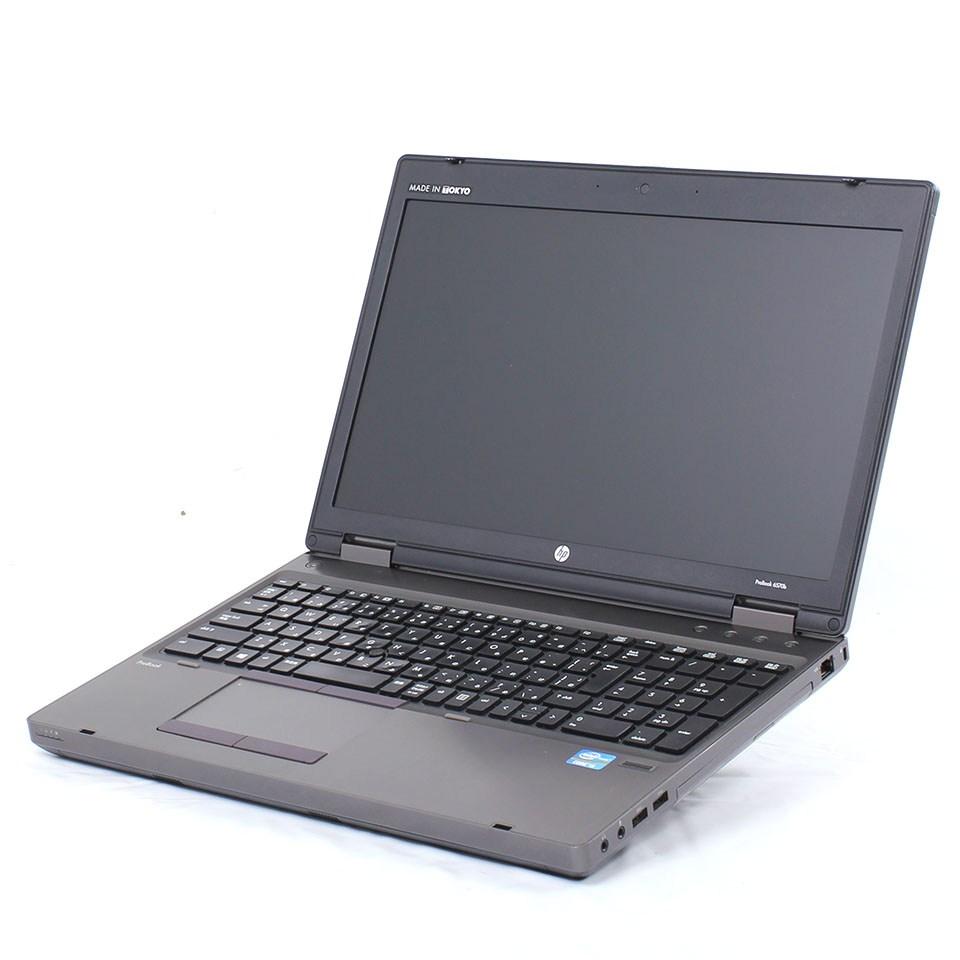 【中古ノートパソコン / ワケあり】 hp ProBook 6570b Windows10 Corei5 HDD500GB メモリ4GB 15.6インチ [JTJ09016] 【送料無料】