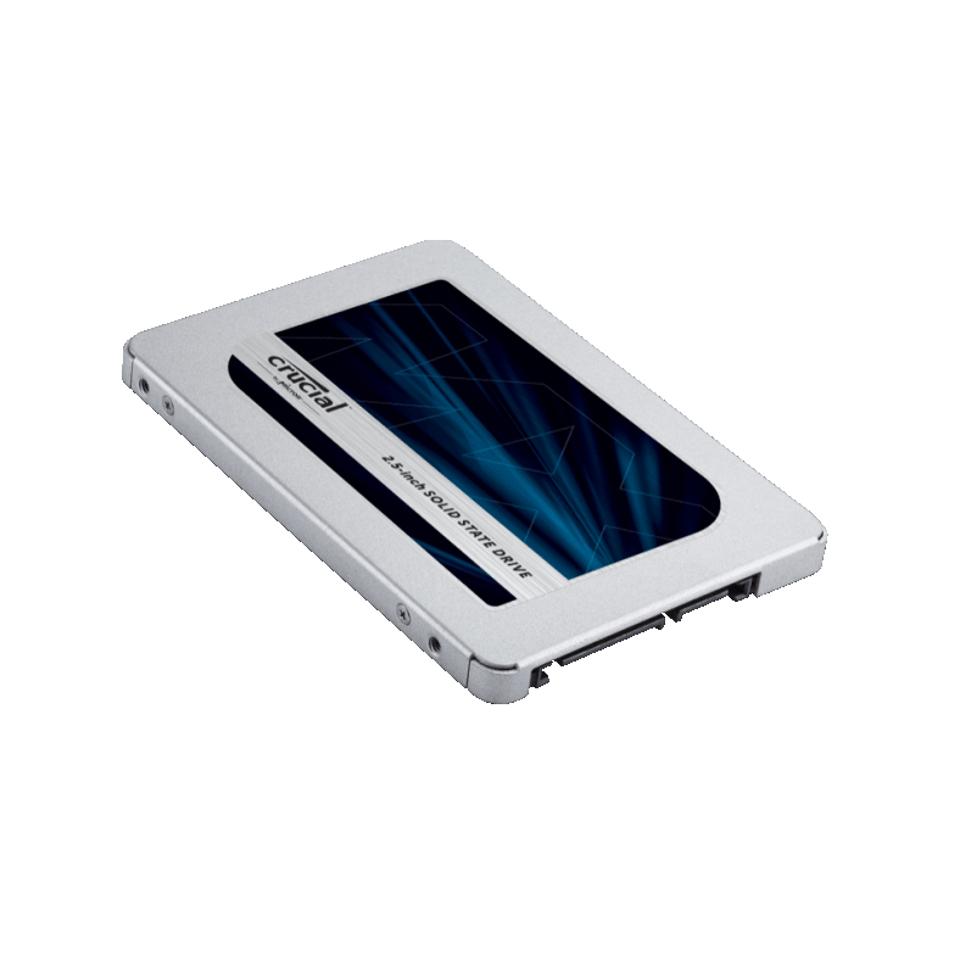 【SSD】 Crucial(クルーシャル) MX500 2.5inch SATA SSD 1TB (CT1000MX500SSD1/JP)
