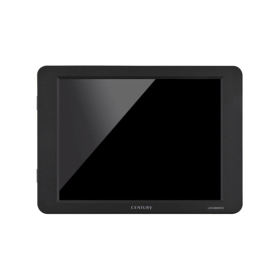 【センチュリー製品】【新品】【液晶ディスプレイ】 CENTURY(センチュリー) 8インチHDMIマルチモニター plus one HDMI ブラック (LCD-8000VH2B) 【送料無料※沖縄・離島を除く】