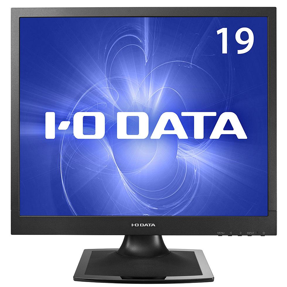 【新品】【液晶ディスプレイ】 IO DATA(アイ・オー・データ) 19型 液晶ディスプレイ (LCD-AD192SEDSB)