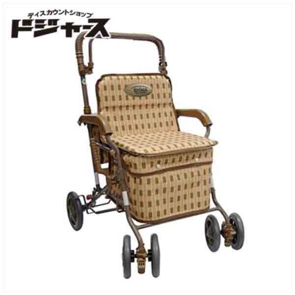 【島製作所】ボックスカー【マーチA】(カラー:Bベージュ) 手押し車