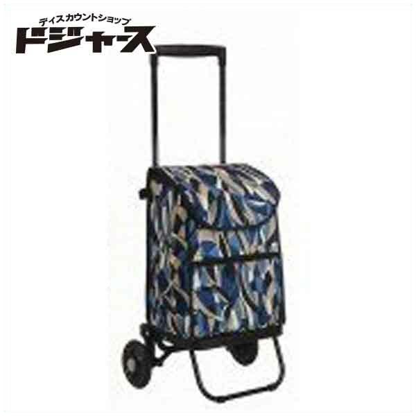 【島製作所】ショッピングカート【メロディ FAN】(カラー:GCブルー)