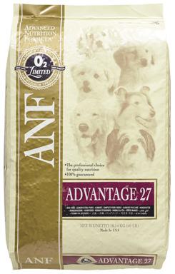 ANF アダルト 成犬用アドバンテイジ2718.14kg