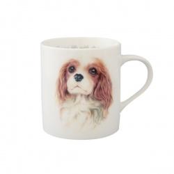 ご自分用でも ファッション通販 スーパーセール期間限定 もちろん 箱付きですので わんこ好きなあの人にプレゼント わんコレ ロイヤルキャバリア犬雑貨 マグカップ 犬グッズ G11