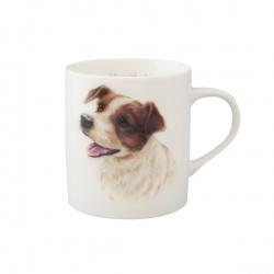ご自分用でも もちろん 箱付きですので わんこ好きなあの人にプレゼント 限定価格セール わんコレ G15 毎日がバーゲンセール ロイヤルジャックラッセル犬雑貨 犬グッズ マグカップ