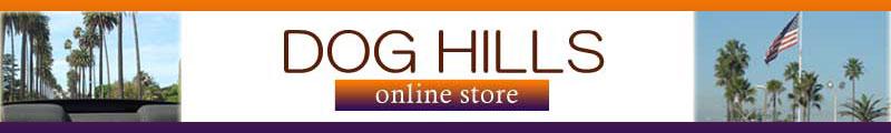 DOG HILLS Online Store:アメリカ直輸入のセレブなドッグウェア、ユニークな犬用品を販売しています