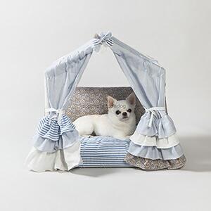 【LOUIS DOG(ルイドッグ/ルイスドッグ)】Peekaboo/Privacy Plz(ピーカブープライバシープリーズ/グランドサイズ)小型犬用組立ハウス【送料無料】【あす楽対応】