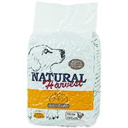 豊富な食物繊維と善玉菌を補給 【送料無料】 NATURAL Harvest ナチュラルハーベスト NATURAL Harvest ナチュラルハーベスト パピーチキン 1.59kg×8袋 幼犬 小型犬