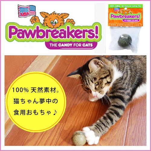 パウブレイカーズ[OFT]【D】[またたび・猫・おもちゃ・おやつ・ボール] Pet館 ペット館 楽天