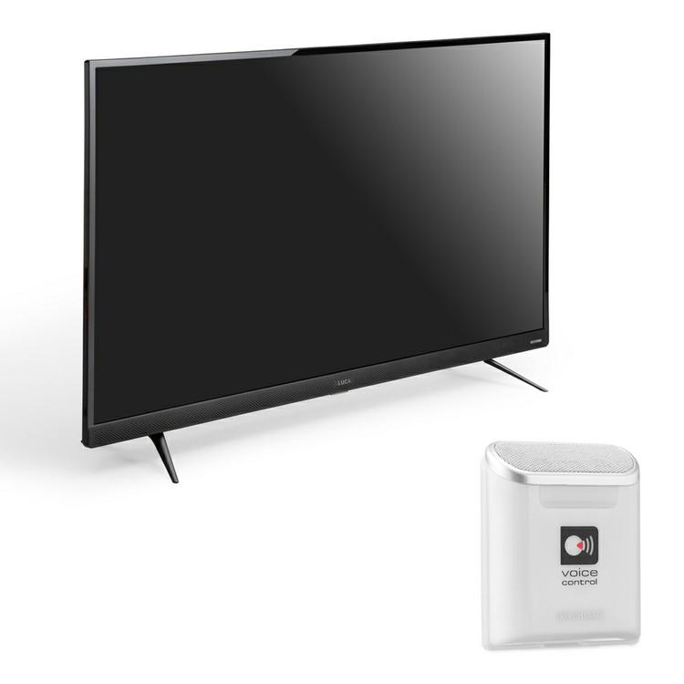 音声操作 4K対応液晶テレビ 43インチ ブラック 43UB28VC送料無料 地デジ BS CS 4K テレビ 液晶テレビ リビング 声 音声 音声操作 TV アイリスオーヤマ