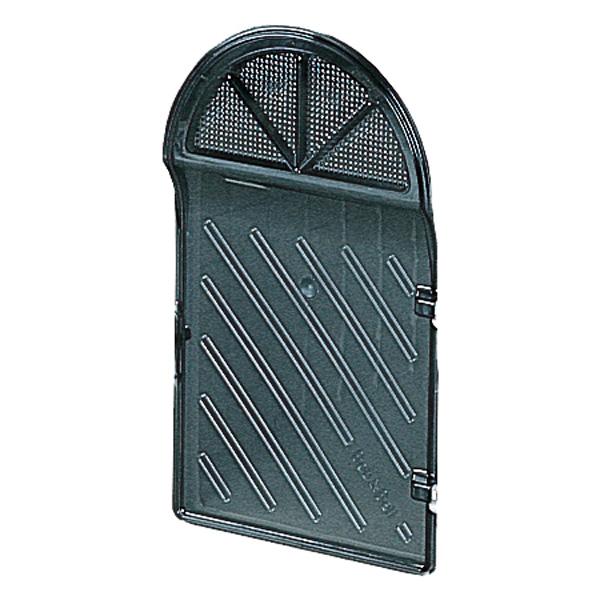 ボブハウス M用ドア スモークブラック ボブハウス用ドア プラスチック製 犬舎用ドア ハウス アイリスオーヤマ Pet館 ペット館 楽天