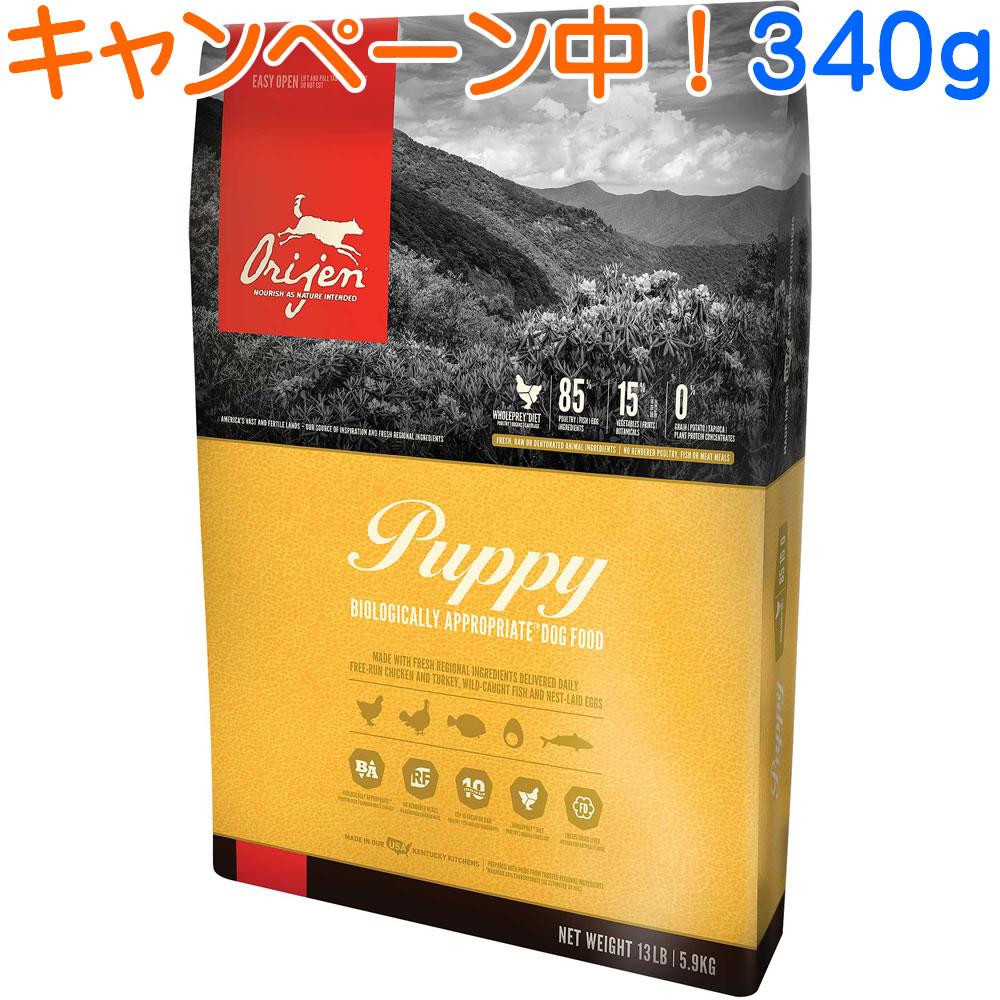 オリジンパピー 340g 【賞味期限:2020年03月20日/ランクアップキャンペーン特別価格!(4/26まで)】