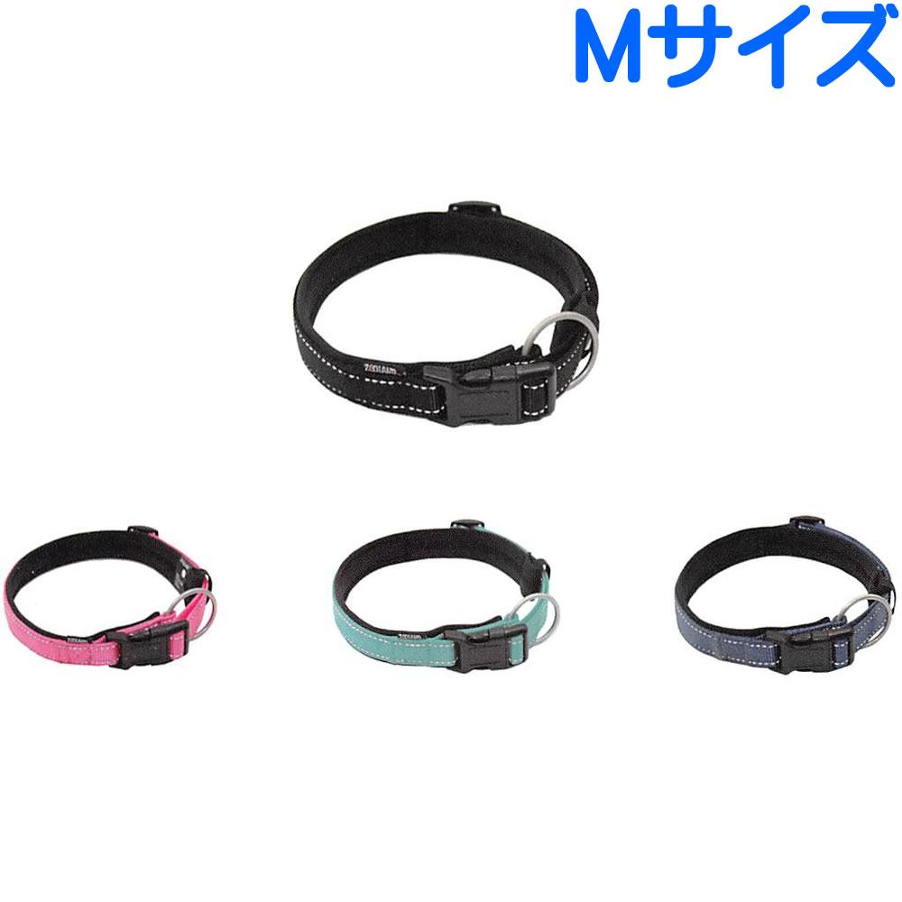 ハヤブサ ZOOLAND LZL105 EXTM-COMFORT COLLAR Mサイズ (ピンク、グリーン、ブルー、ブラック)