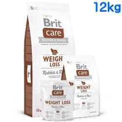 Britケア ラビット&ライス ウエイトロス 12kg 【 BritCare / ブリットケア 】