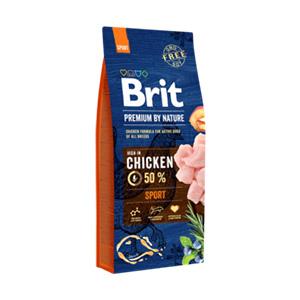 Britプレミアムbyネイチャー スポーツ 15kg 【ブリットプレミアム】