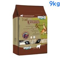 YKエンタープライズ アディクション ワイルドカンガルー&アップル(カンガルー肉) 9kg