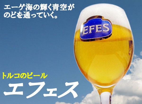 EFES PILSENER BEER エフェスピルセンビール 1 장 (330ml 병 x 24 개)에서 Turkiye