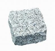 定番みかげピンコロ石が 半分のサイズに 和風庭園作りを目指す方に 無料サンプルOK 全国どこでも送料無料 おすすめです 天然石 送料別 みかげピンコロ 白 半丁掛