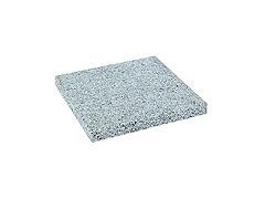 天然みかげ石を厚さ3cmの平板に DIY 激安通販専門店 和風のお庭づくりに… 和風庭園 庭づくり みかげ平板 時間指定不可 天然御影石 白 30×30 送料別