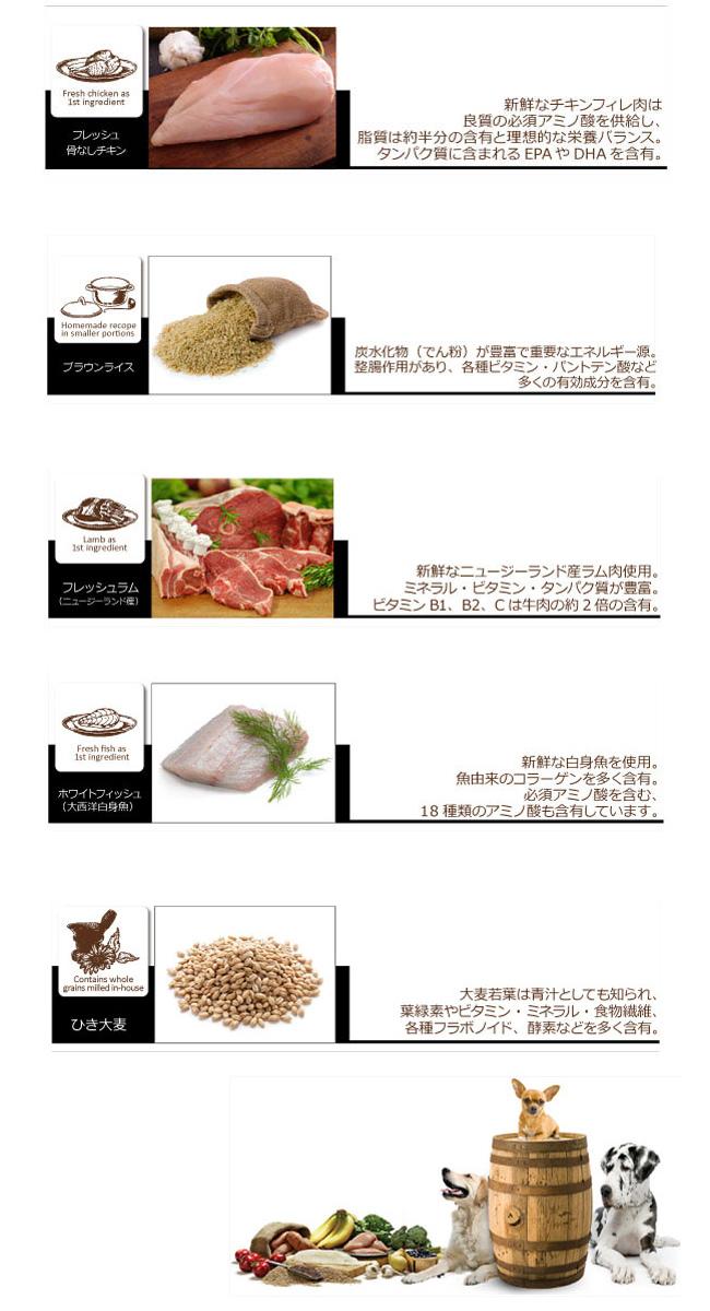 ブランド別(ペットフード)>オーブンベークド>ドッグフード>グレインフリーフィッシュ