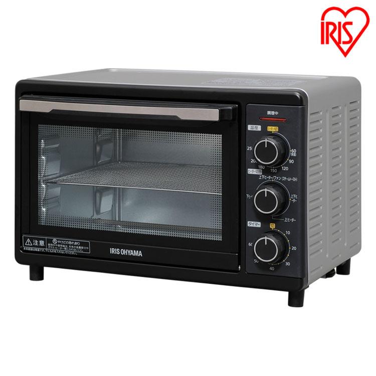 コンベクションオーブン 大幅値下げランキング オーブン トースター 高品質新品 オーブントースター コンベクション スチーム機能 ノンフライ シルバー 送料無料 アイリスオーヤマ FVC-D15B-S ノンフライ調理 D