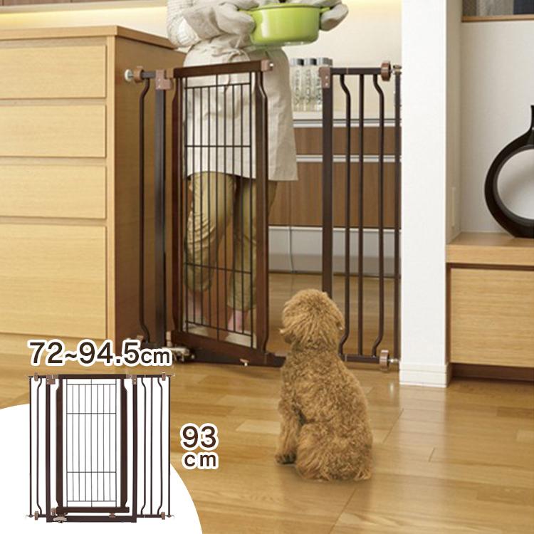 犬 サークル 送料無料 リッチェル 木製ハンズフリーゲート [犬 ゲート サークル 木製 ハンズフリー]【D】[EC]